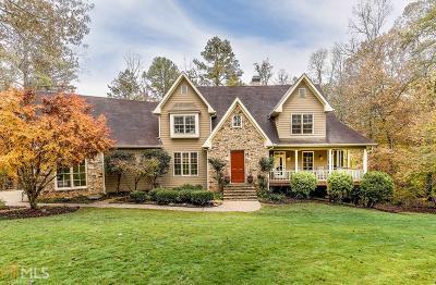 Alpharetta Single Family Home For Sale: 2190 Hickory Hill Rd