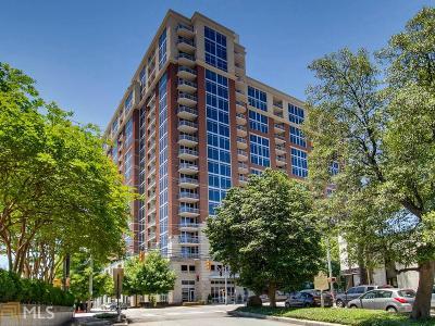 Atlanta Condo/Townhouse New: 1820 Peachtree #1506