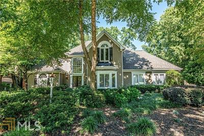 Johns Creek Single Family Home For Sale: 9330 Prestwick Club Dr