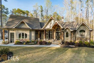 Woodstock Single Family Home New: 942 Pine Cir