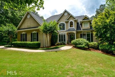 McDonough Single Family Home New: 448 Harper Rd