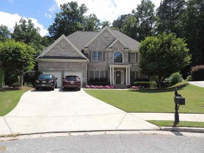 Lawrenceville Single Family Home New: 1341 Crest Oak Way