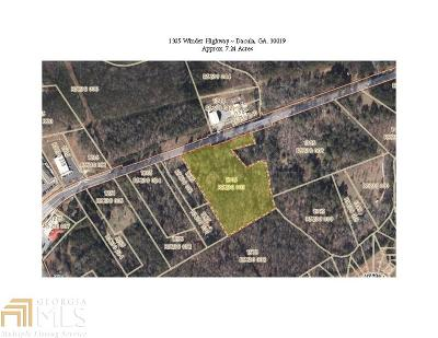 Dacula Residential Lots & Land For Sale: 1305 Winder Hwy