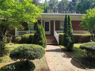 Lawrenceville Single Family Home New: 1766 Suwanee Valley Rd