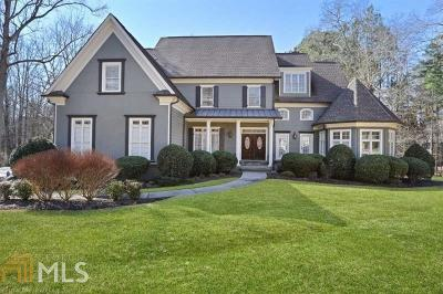 Milton GA Single Family Home New: $799,999