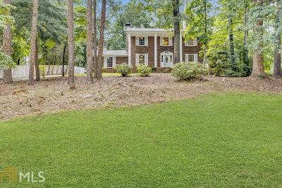 Roswell Single Family Home New: 375 Alpine Dr