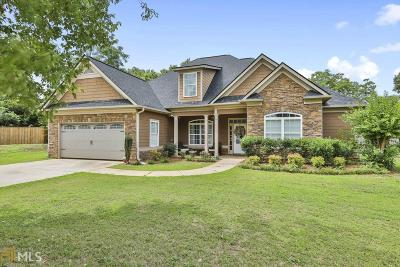 Griffin Single Family Home New: 1107 Coldwater Dr