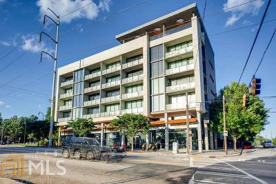 Tribute Lofts Condo/Townhouse For Sale: 480 John Wesley Dobbs #326