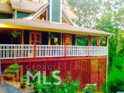 Hiawassee Single Family Home For Sale: 2103 Burke Ferguson Trl
