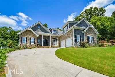Cartersville Single Family Home For Sale: 27 Aaron Ln