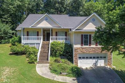Gainesville Single Family Home New: 8435 Lanierland Farms Dr