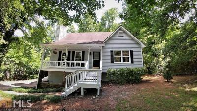 Kennesaw Single Family Home New: 4107 W Pointe Dr