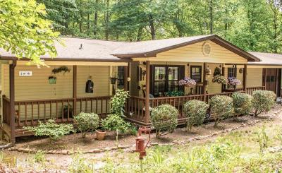 Blairsville Single Family Home New: 434 Rocky Cir #68