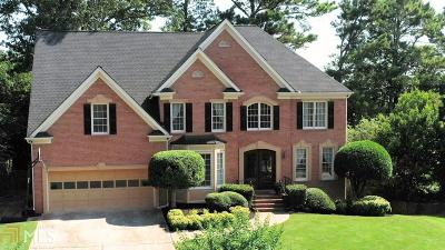 Johns Creek Single Family Home New: 7480 Brookstead Xing