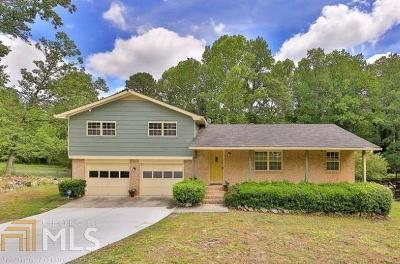 Snellville Single Family Home New: 2816 Hickory Circle