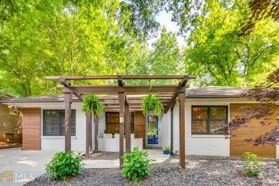 Atlanta Single Family Home New: 1241 Poplar Grove Dr
