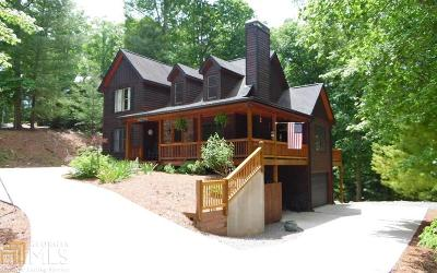 Ellijay Single Family Home For Sale: 33 Jersey Fleur Dr