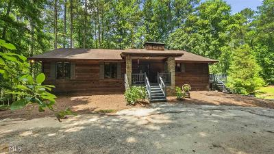 Dacula Single Family Home For Sale: 2225 Ewing Chapel Rd