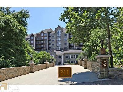 Vinings Condo/Townhouse For Sale: 3280 Stillhouse Ln #211