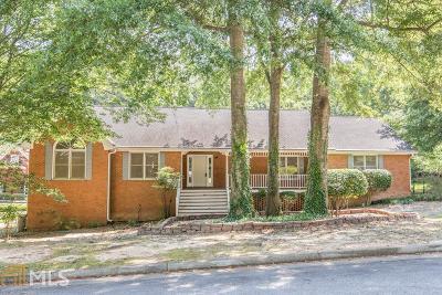 Loganville Single Family Home New: 3850 Marham Park