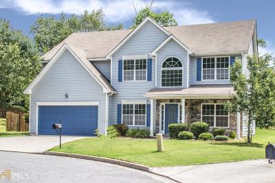 Suwanee Single Family Home New: 1030 Capstone Ct