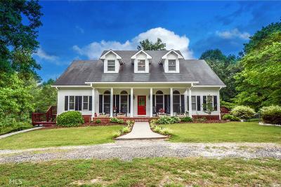 Monroe, Social Circle, Loganville Single Family Home For Sale: 3934 Lower Tanners Bridge Rd