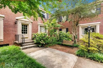 Decatur Condo/Townhouse New: 117 Northern Ave #8