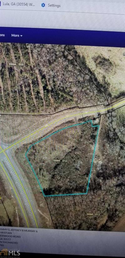 Martin Residential Lots & Land For Sale: Anderson Thomas Rd #2