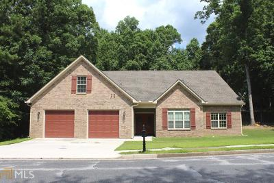 Peachtree Corners Single Family Home New: 3653 Arnsdale Dr
