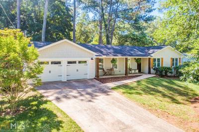 Roswell Single Family Home New: 1065 Tuxedo Ct