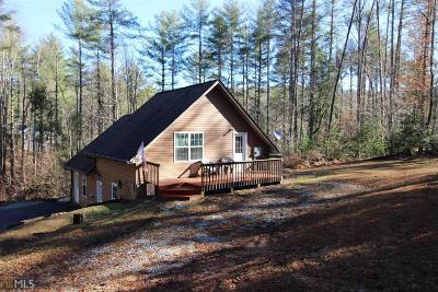 Dahlonega GA Single Family Home New: $168,500