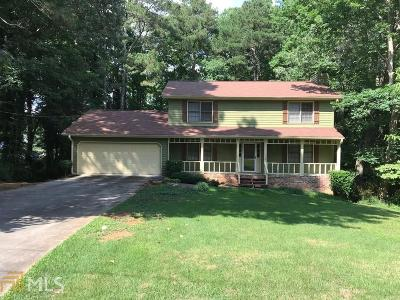 Stone Mountain Single Family Home New: 702 Windy Dr