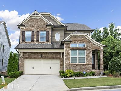 Sandy Springs Single Family Home New: 7605 Highland Bluff