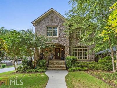 Brookhaven Single Family Home New: 1185 Oglethorpe Ave