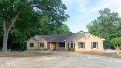 Gainesville Single Family Home New: 8820 Browns Bridge Rd