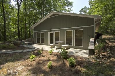 Gainesville Single Family Home For Sale: 3660 Chestatee Rd