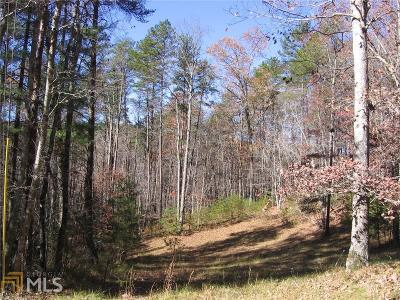 Dahlonega Residential Lots & Land For Sale: 71 Yellow Bluff Rd