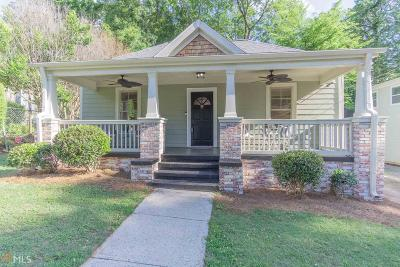 Single Family Home For Sale: 1960 Cambridge Ave