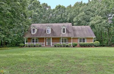 Tyrone Single Family Home For Sale: 374 Mann Rd