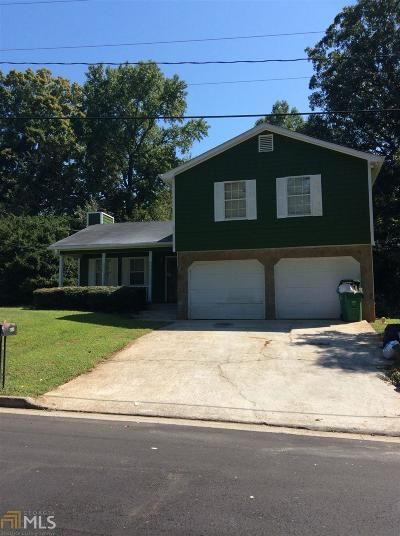 Stone Mountain Rental For Rent: 456 Pennybrook Dr