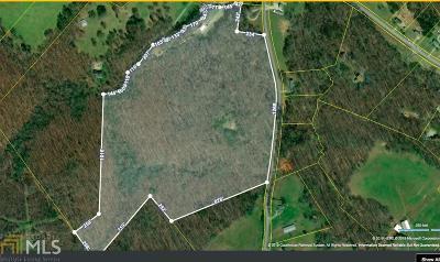 Hall County Farm For Sale: 4032 Ed Cobb Rd