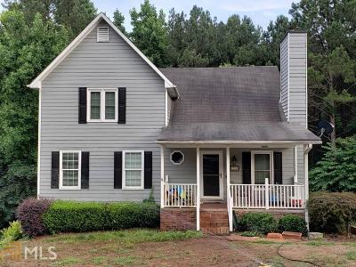Snellville Single Family Home New: 2761 Herron Cir