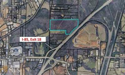 Residential Lots & Land For Sale: Patillo Rd