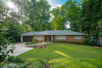 Decatur Single Family Home New: 2560 Lavista Rd