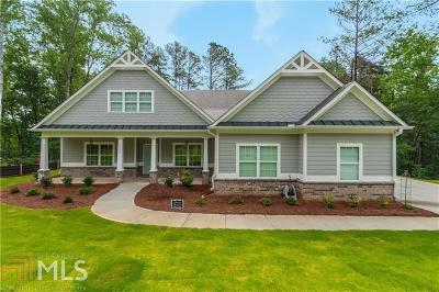 Gainesville Single Family Home New: 3528 Laurel River Pt