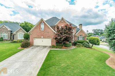 Suwanee Single Family Home New: 296 Kempton Park Dr