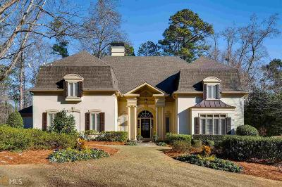 Johns Creek Single Family Home New: 315 Mossy Pte