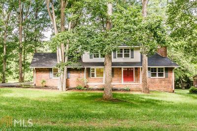 Cornelia Single Family Home For Sale: 331 Ridgeway Cir