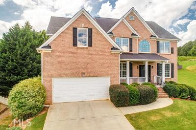 Suwanee Single Family Home New: 3860 Old Suwanee Rd