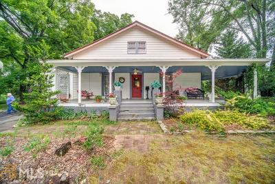 Single Family Home For Sale: 6530 Dahlonega Hwy